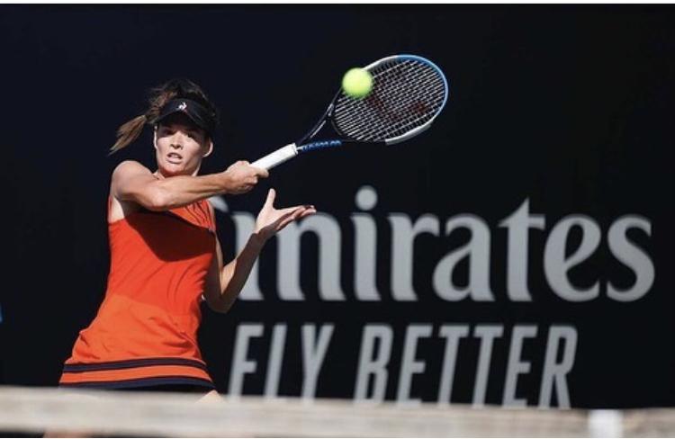 Allez Chloé!! Trois belles victoires qui lui permettent de sortir des qualifications et de s'envoler pour le tableau final de l'Australian Open